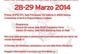 Le Rails Girls Ticino e la musica di Fascino Rock