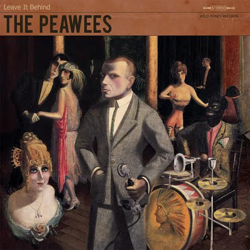 I gruppi di ARENASONICA 2014: The Peawees -  Leave It Behind