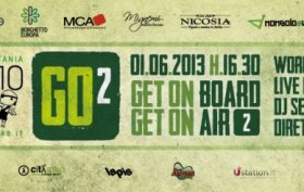 L'evento indipendente di Radio Lab: Get on Board, Get on Air #2
