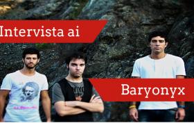 Intervista ai Baryonyx